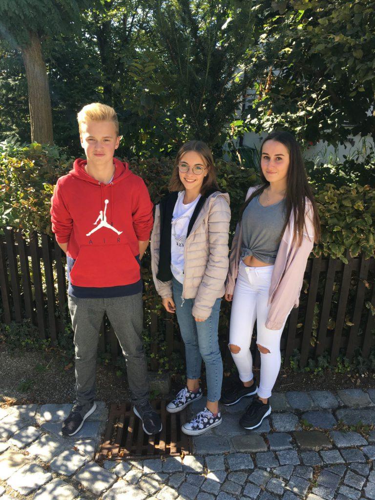 2018 - Schülersprecher