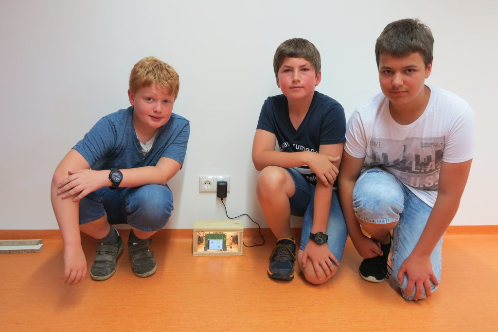 Andreas, Matthias, Thomas 3