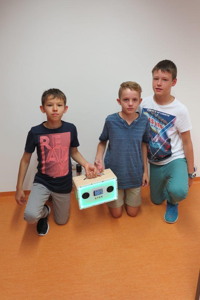 Edwin, Lukas, Vincent 3
