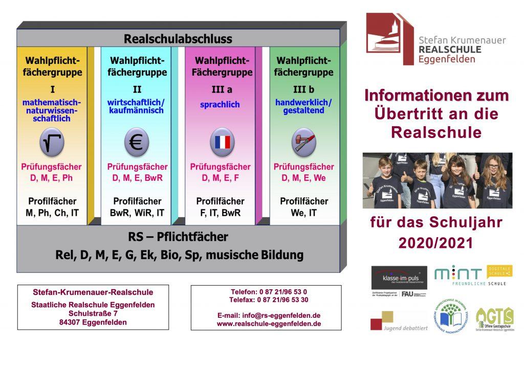 Flyer für Übertrittsabend 2019_20_mit OGTS_und_Umweltlogo 1