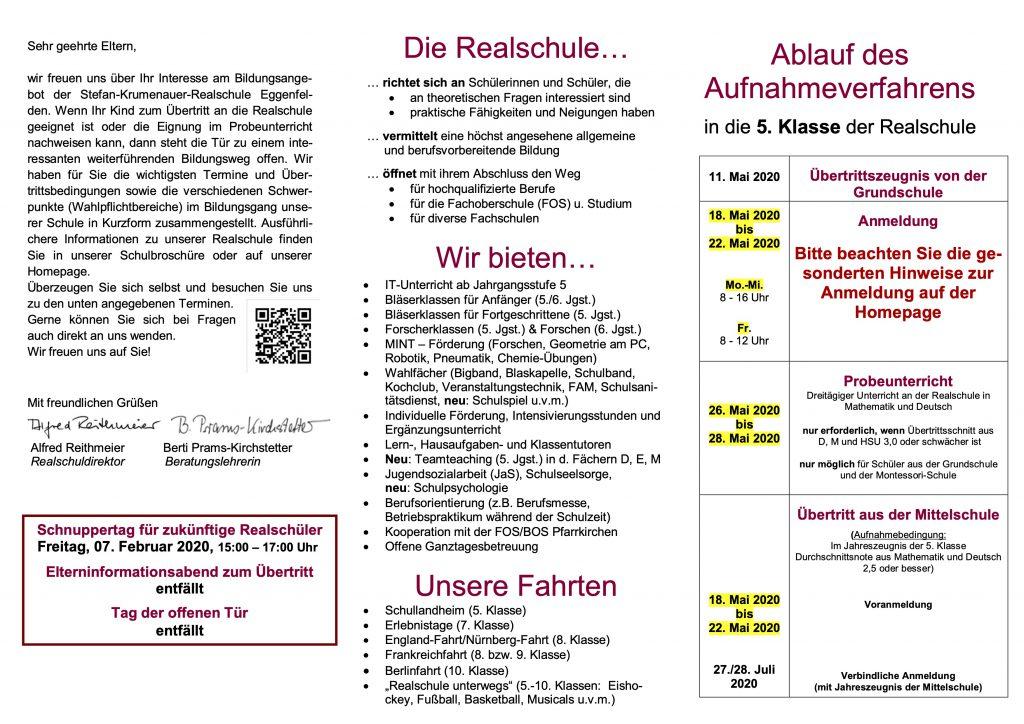 Flyer für Übertrittsabend 2019_Aktualisierung (2)