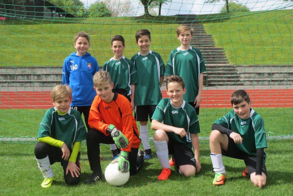 Foto Fußball Jungen IV