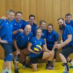 Foto Lehrer Volleyball 2018