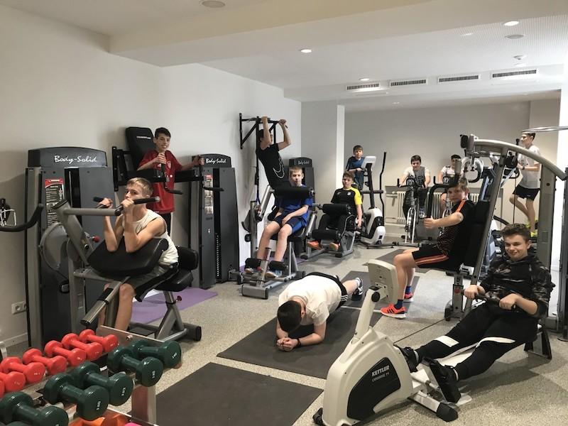 Foto Wahlfach Fitness