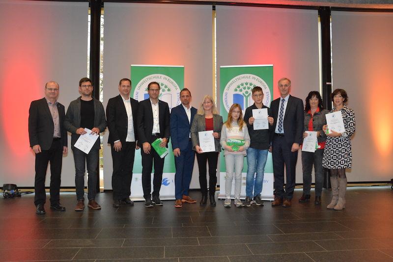 Foto_Umweltschule_Auszeichnung Kopie