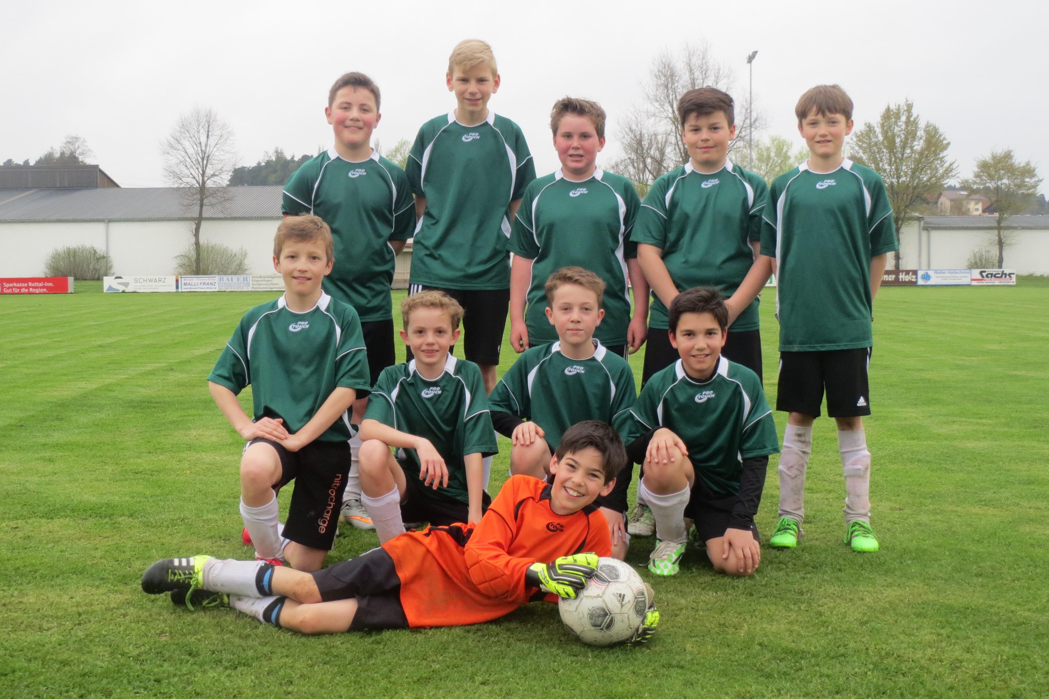 Fußball Jungen IV