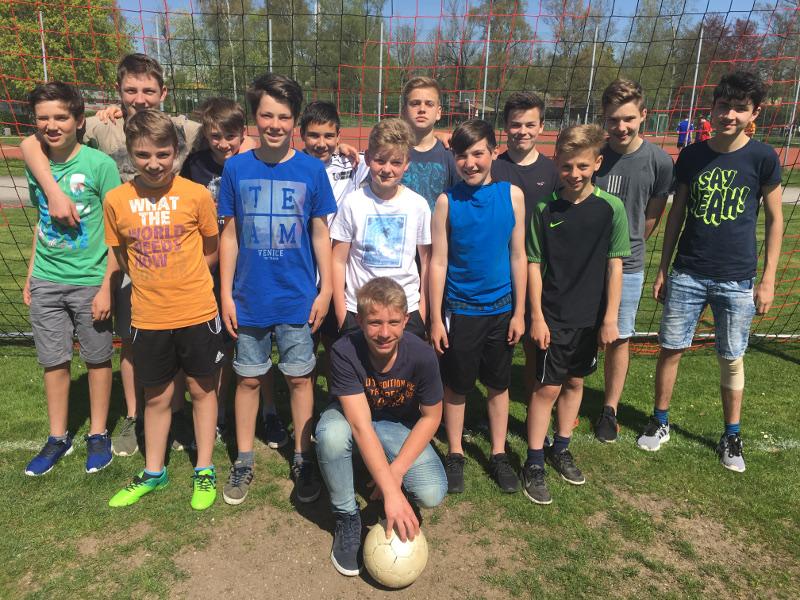 Fußball Kreismeisterschaft Vorturnier WKIII