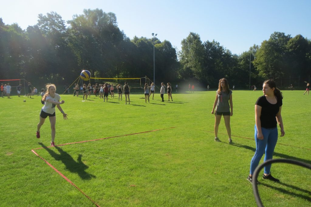 Sporttag 1